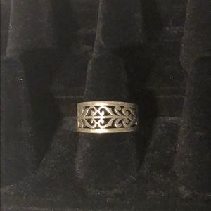 James Avery Sterling Silver Ring